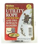 Utility Rope w/ Bow / Gun Hangers