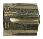 Cylinder, .22 WRF, Nickel (w/o Extractor)