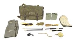 Kit w/o Bolt Parts & Screwdriver, Used
