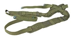 Suspenders, Pack, Field Cargo and Combat, Used