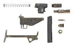 Parts Kit, All Parts Less Receiver & Barrel, w/ 20 Round Magazine