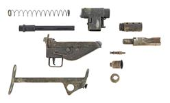 Parts Kit, All Parts Less Receiver, w/ Replacement Barrel, w/o Magazine