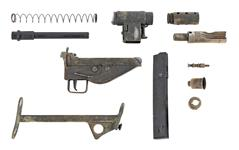 Parts Kit, All Parts Less Receiver, w/ Replacement Barrel, w/ 20 Round Magazine