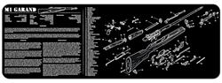TekMat Rifle Mat, M1 Garand, Black