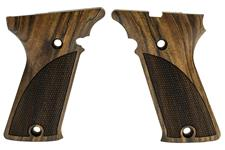 AMT Automag 180 pistol grips made from English Walnut, .44 & .357 Cal.