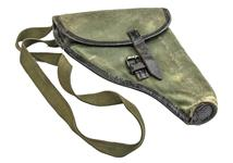 Holster, Used, Green Canvas