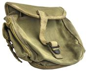 Drum Pouch, Military Style, Used, Canvas