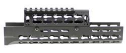 AK Yugo M70 Handguard Set w/ 9 KeyMod Rows & Picatinny 1913 Top Rail