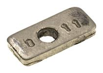Compression Plate, Nickel Plated