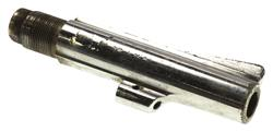 "Barrel, .32 S&W Short & Long, 3 1/4"", Nickel - Marked 32 INA"