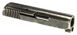 "Slide, .25 Cal., Marked ""Bronco 1918"""