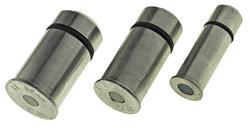 Snap Caps, .410, 12 & 20 Ga., Aluminum, New - Set of 3