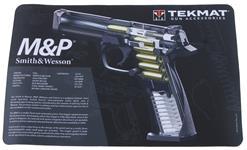 """TekMat Handgun Mat, 11"""" x 17"""", For S&W M&P"""