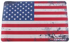 "TekMat Handgun Mat, 11"" x 17"", For Old Glory (US Flag)"