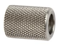 Muzzle Cap, Threaded, Stainless
