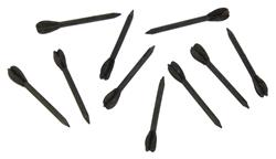 Flechettes, 1'' - 10 Pack - Needle Like Projectiles, Used Military Surplus