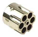 Cylinder, .44-40 Cal., 6 Shot, Nickel, New Reproduction