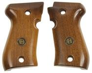 Grips, Walnut, Used Factory - Condition May Vary