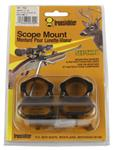 Scope Mount w/Rings, See-Thru, Blued, New Holden Ironsighter Mfg.