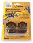 Scope Mount w/Rings, See-Thru, New Holden Ironsighter Mfg.