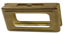 Stripper Clip, 6.5/7.35mm, 6 Shot, Brass, Used