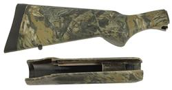 Stock & Forend Set, 12 Ga, Synthetic Camo, New Factory