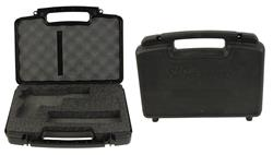 Gun Case w/Foam Inserts, Large/Compact, Used Factory