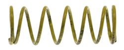 Trigger / Sear Spring, Medium, Yellow, New Reproduction