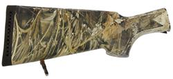 Stock Assembly, 12 Ga, Checkered Neutral Shadow Grass Camo, Used Factory