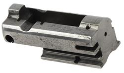 Breech Block, 12 Ga., Uses Round Firing Pin & Single Extractor, Used Factory