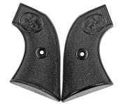 Grip Assembly, Black Plastic, New Reproduction