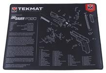 """TekMat Handgun Mat, 15"""" x 20"""", For S&W P320"""