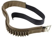 Cartridge Belt, Size 44, Holds 44 Rifle Rounds, Canvas/Leather, New Triple K