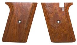 Grips, .32 Cal., Wood