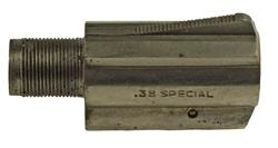 "Barrel, .38 Cal., 2"", Stainless (Shrouded)"