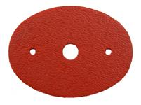 Grip Cap Spacer, Red, New