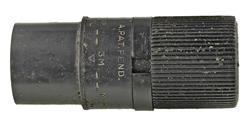 Choke Assembly, 12 Ga., Compensator Type, Polychoke - .850'' ID Choke. No Collet