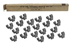 Links, .30-06, Fits Browning .30 Cal. Machine Gun - New Unused, Original