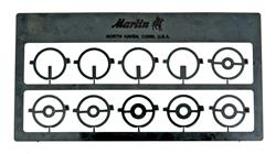 Front Sight Inserts (10 Pack)