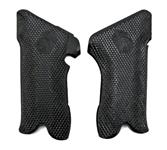 Grips, New Original, Black Hard Rubber