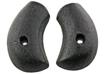 Grips, Black Hard Rubber, New Reproduction