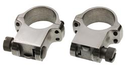 Scope Rings, Pair, Extra High, (62MM), Stanless, Factory, New