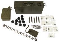 Spare Parts Box - Incl. 1 Oil Container, 1 Rec Spg, 1 Canvas Bag, 10 Muzzle Caps