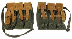 Magazine Pouch, German MP44, Reproduction - Left & Right Side