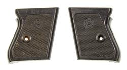 Grip Plates, Pair w/AA in Over/Under Muzzle Shape