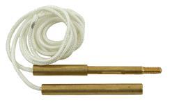 "Pull-Thru - .35 Caliber & Larger - 10 x 32 TPI Male End w/ Slot - OAL 40-1/2"""