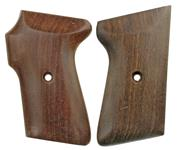 Grips, .32 & .380 Cal., Wood, Smooth