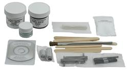 Pro-Bed 2000 Deluxe Brown Pillar Bedding Kit