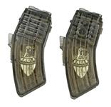 Magazine, .22 LR, 10 Round, Transparent Polymer, New (2 Pack; Eagle Int'l)