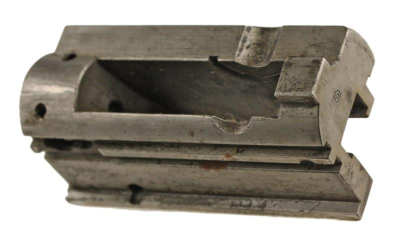 Breech Block Assembly, 12 Ga. (For Round Firing Pin; Right Extractor Only)